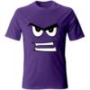 Maglia-bambino-angryface-deepberry