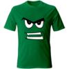 Maglia bambino angryface-kellygreen