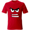 Maglia-bambino-angryface-rosso